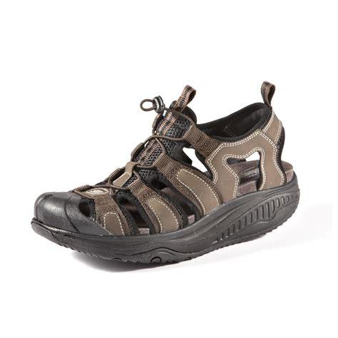 s skechers sandals s skechers 174 shape ups 174 unwind sandals chocolate