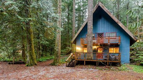 Mount Baker Cabin Rentals by 4 Bedroom Pet Friendly Classic Cabin Homeaway Mount Baker
