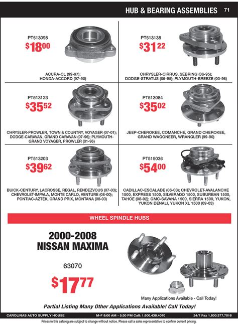 parts house supply parts house supply 28 images carolinas auto supply house parts catalog parts