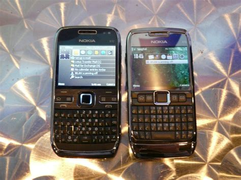 New Nokia E 72 Wifimobile Tv Procina nokia e72 vs e71 side fone arena