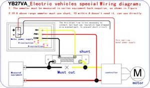 dc 4 5 30v 0 50a led dual panel voltmeter volt ammeter with 50a 75mv shunt ebay