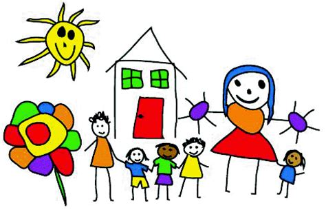 child care clipart child care activities