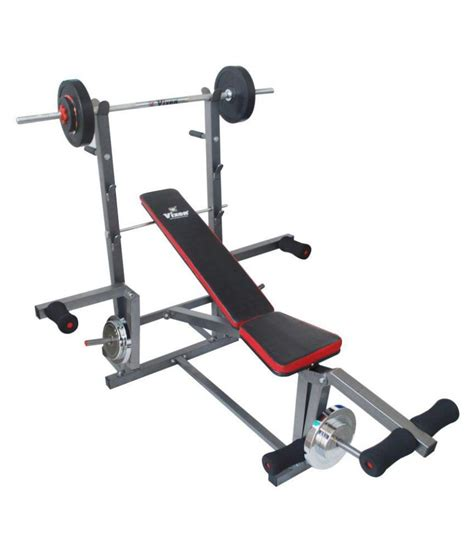 5 in 1 bench press vixen bench press 8 in 1 buy online at best price on snapdeal