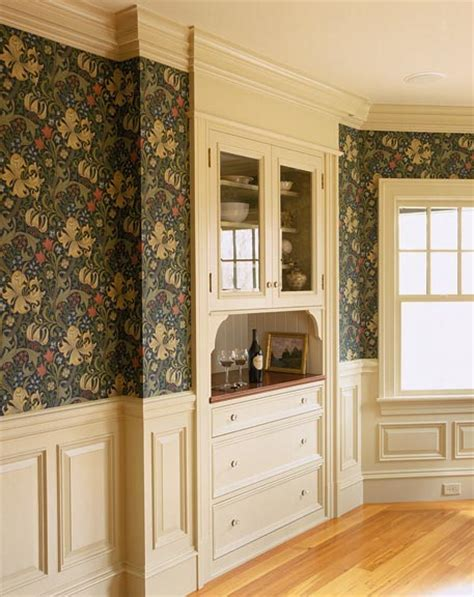 Styles Of Wainscoting by 5 Wainscot Wall Paneling Styles House