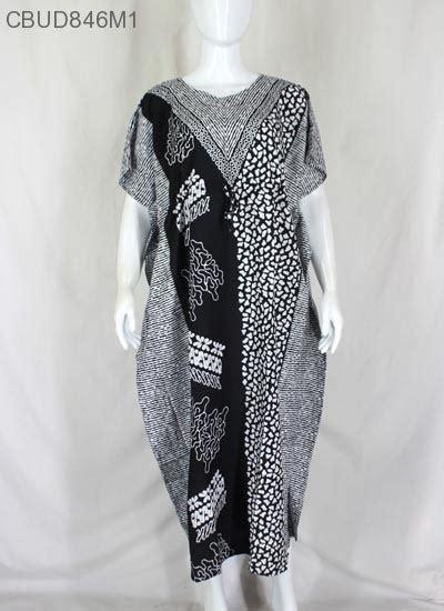 Longdress Batik Jumbo Baju Santai Wanita Jumbo Perumahan Daster Murah daster kelelawar motif etnik hap daster longdress