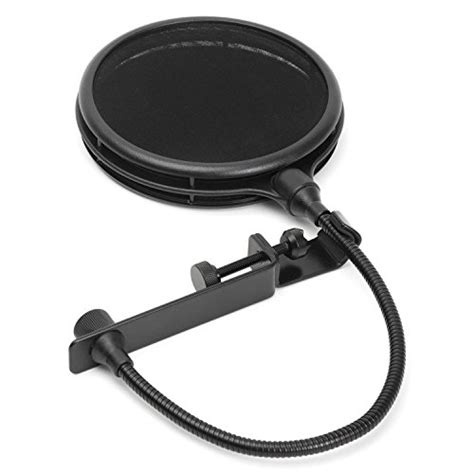 Yamaha Ym 68s Microphone Vocal Professional Cable lyxpro mop 28 dual layer microphone pop filter with goozeneck for superior vocal