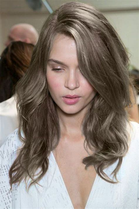 ash brown hair meer dan 1000 idee 235 n over licht asbruin op pinterest as