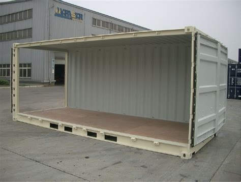 40 Open Side Shipping Container Price by Buy A Container Buy Storage Shipping Containers