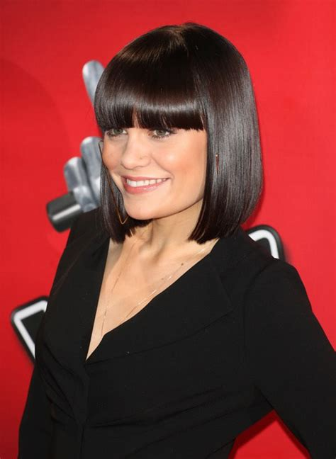 jessie j bob hairstyles 30 short straight hairstyles and haircuts for stylish girls