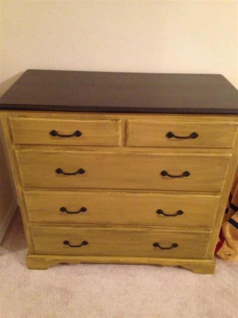 Refinish Dresser by Hubby S Dresser Refinish Things I Ve Made