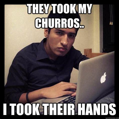 Hispanic Memes - hispanic meme churros