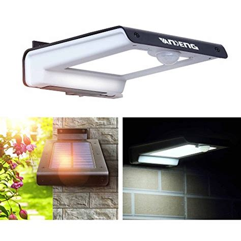 solar powered motion sensor lights 32 led solar lights outdoor vandeng bright 32 led solar