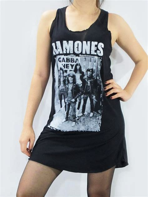 Kaos Ramones Gabba Gabba Hey White Print On Gildan 38 best images about possible dresses on