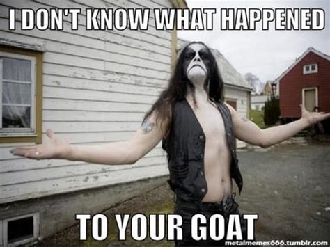 Funny Metal Memes - black metal meme metal babe pinterest black metal