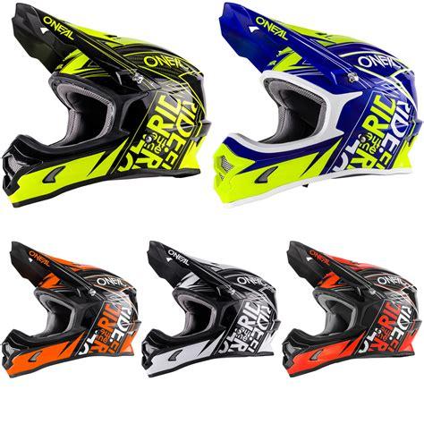 oneal motocross helmet oneal 3 series fuel motocross helmet helmets