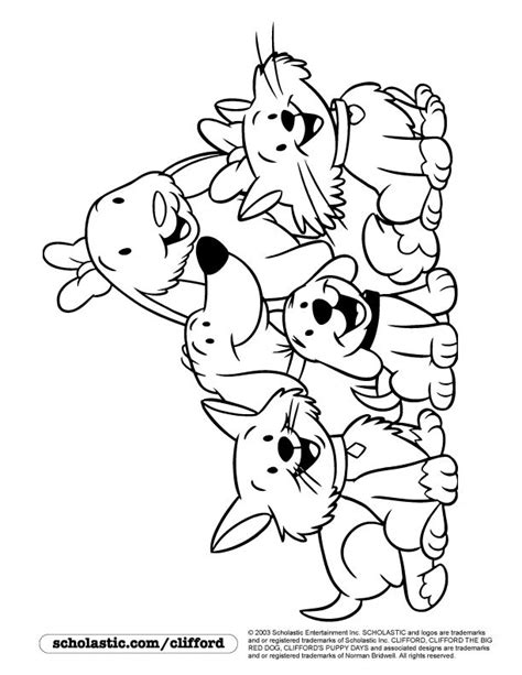 clifford puppy coloring page pinterest discover and save creative ideas