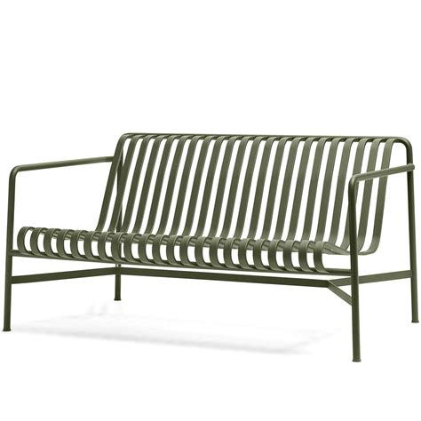 lounge benches palissade lounge sofa by hay at the shop