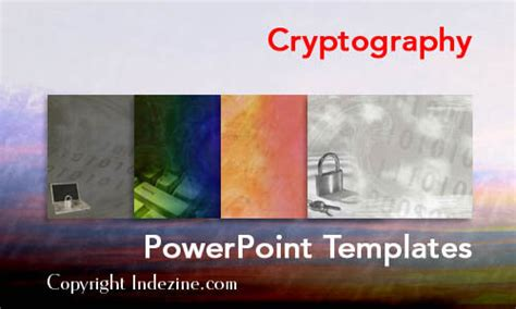 encryption tutorial powerpoint slides cryptography powerpoint templates
