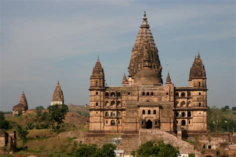 ram temples in india temples of orchha