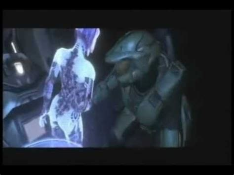 master chief and cortana : a secret love youtube