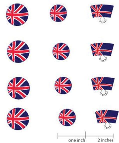 printable paper plates mini printies british themed dollhouse printable paper