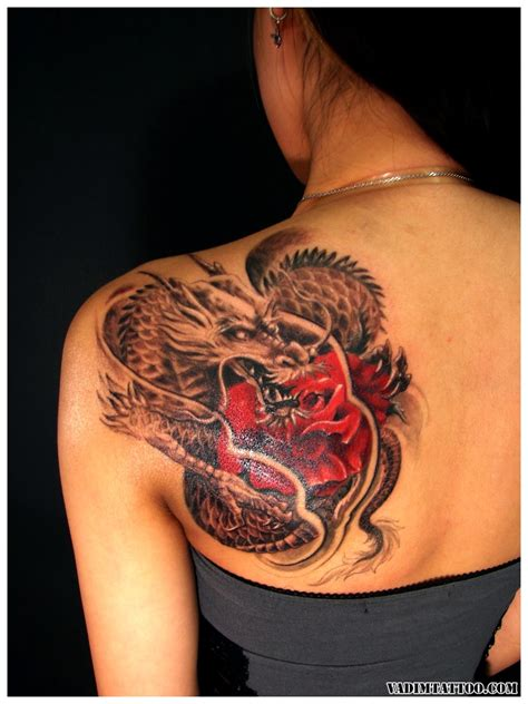 tattoos of dragons 45 designs and meanings