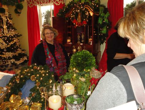 take a bough christmas tree festival dazzles at burr