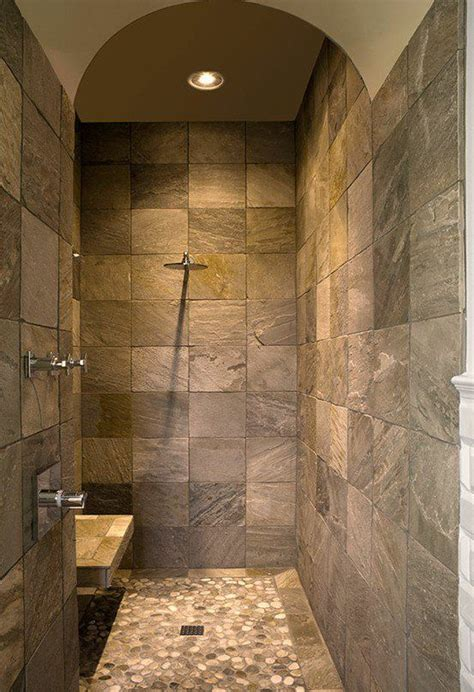 Master Bathrooms With Walk In Showers Master Bathroom Bathroom Layouts With Walk In Shower