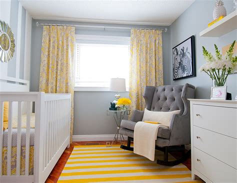 yellow and grey nursery curtains 20 gray and yellow nursery designs with refreshing elegance