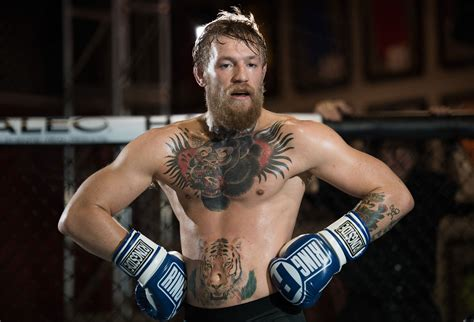 tiger tattoo conor mcgregor from skinny boy to tattooed world chion the