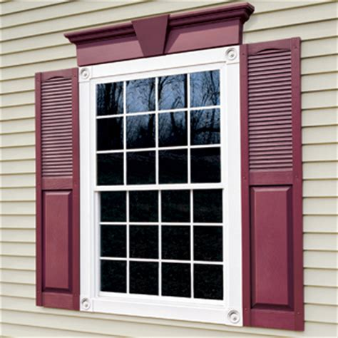 shutters accent building products home page plastic decorative exterior shutters iron blog