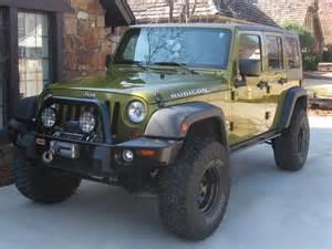 2007 jeep wrangler rubicon unlimited