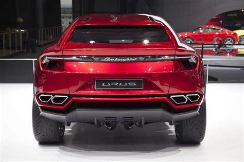 Lamborghini Uros Lamborghini Urus Concept Beijing 2012 Photo Gallery