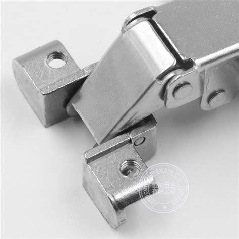clip on aluminum door concealed hinge