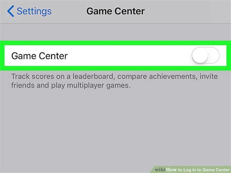 how to mod game center leaderboards how to log in to game center 11 steps with pictures