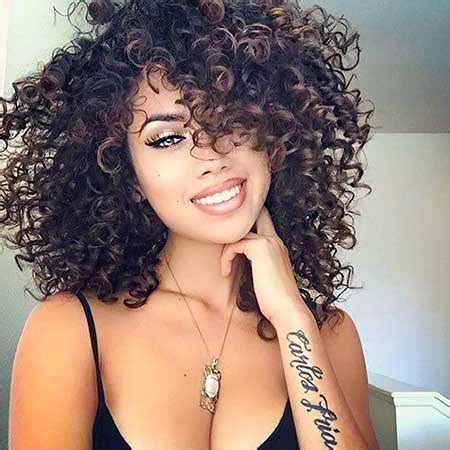 Hairstyles For Shoulder Length Kinky Hair | curly hairstyles for medium hair hairstyles haircuts