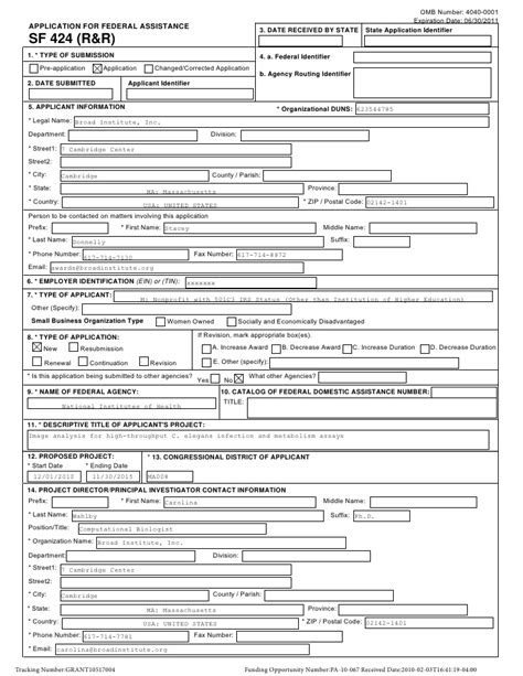 Nih Biosketch Template by Personal Statement For Nih Biosketch