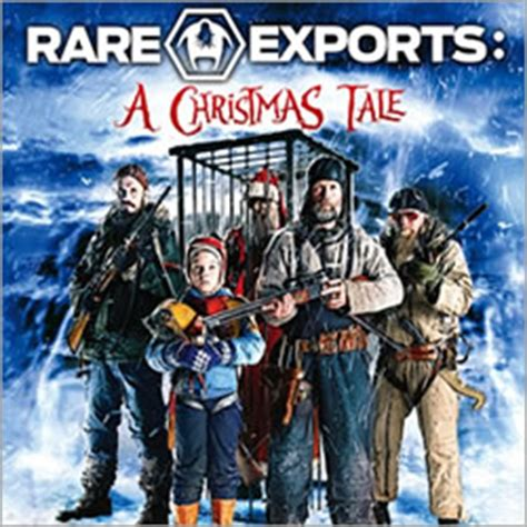Rare Exports Christmas Tale 2010 Extras Films London For Christmas 2017