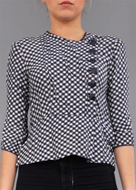 Chece Blouse 1940s blouse vintage blouses vintage deli clothing