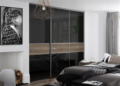 kleiderschrank schwarz wei 223 hochglanz deutsche dekor