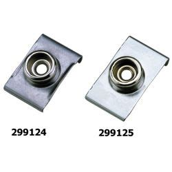 boat canvas windshield clips stainless windshield clips with integral canvas snap studs