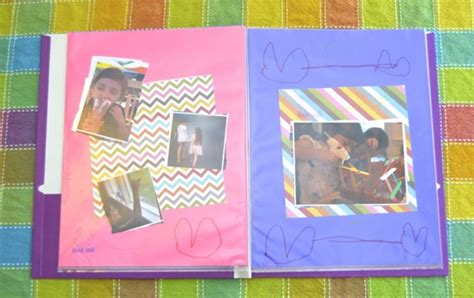 simple summer scrapbooks kids can make inner child fun