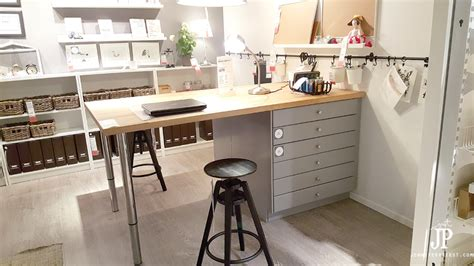 best craft room designs ikea craft rooms 10 organizing ideas from real ikea
