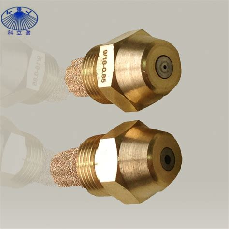Nozzle Air Mancur Type Calyx Jet industrial brass fuel burner nozzle buy burner nozzle fuel burner spray nozzle