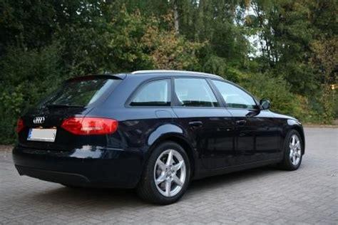 Bmw 1er Langzeittest by Monatsbericht September 2009 Langzeittest Audi A4 Avant