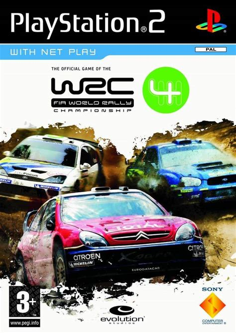 Kaset Ps4 Wrc 7 Fia World Rally Chionship wrc 4