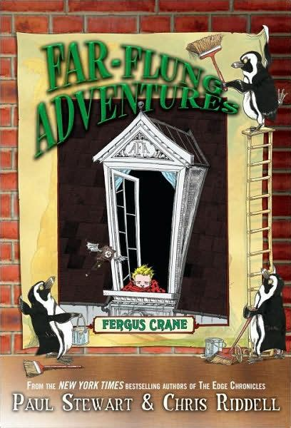 fergus crane far flung adventures 0440866545 fergus crane far flung adventures 1 by paul stewart riddell hardcover barnes noble 174