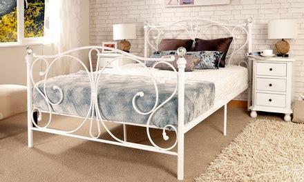 Bed Frame And Mattress Deals Uk Bedrame Groupon Goods