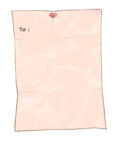 ch love letter template by tooaya on deviantart