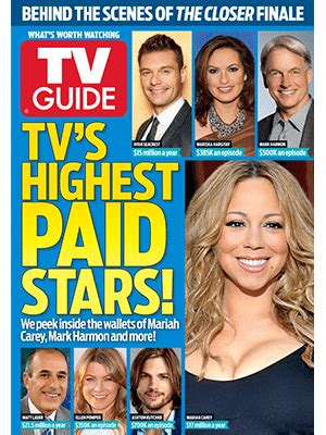 Highest Paid Soap Actors | tv guide reveals tv s highest paid stars the soap opera